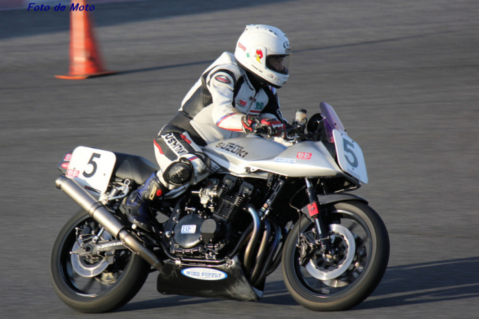 MONSTER #5 モトヨシ&ウインドサプライ 元吉 浩 Suzuki GSX1100S