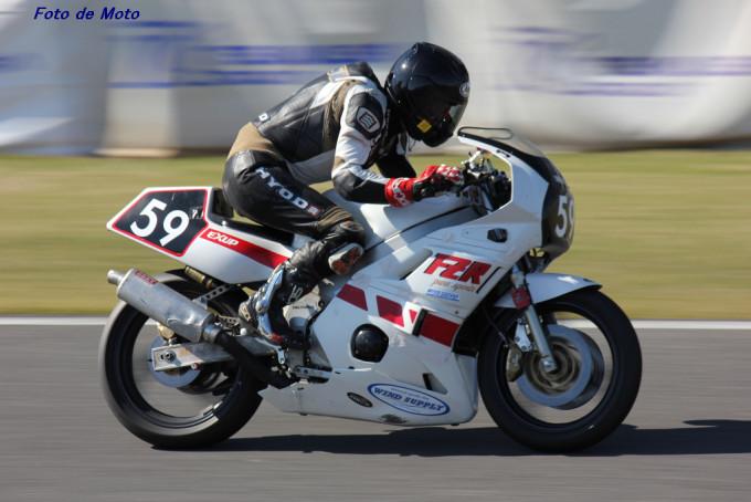 ZERO-4 #59 ウインドサプライ・アミーゴ・4 村上 光洋 Yamaha FZR400R
