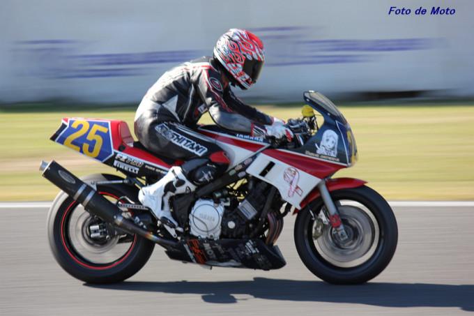 ZERO-1 #25 ロックンロールライダース☆G亀 中川 知幸 Yamaha FZ750