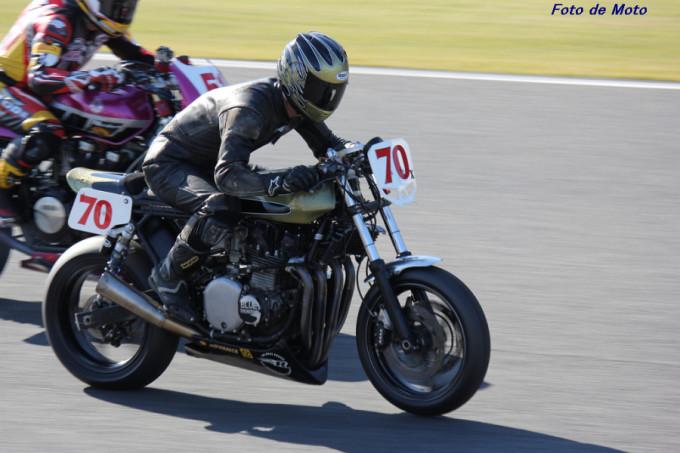 MONSTER-Evo. #70 BLUETHNDER&ROD 佐伯 真吾 Kawasaki KZ1000