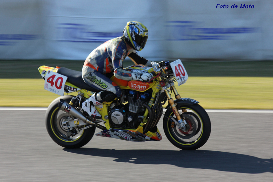 MONSTER-Evo. #40 FANGデビルテクニカ@YFC 櫻井 博之 Yamaha XJR1200