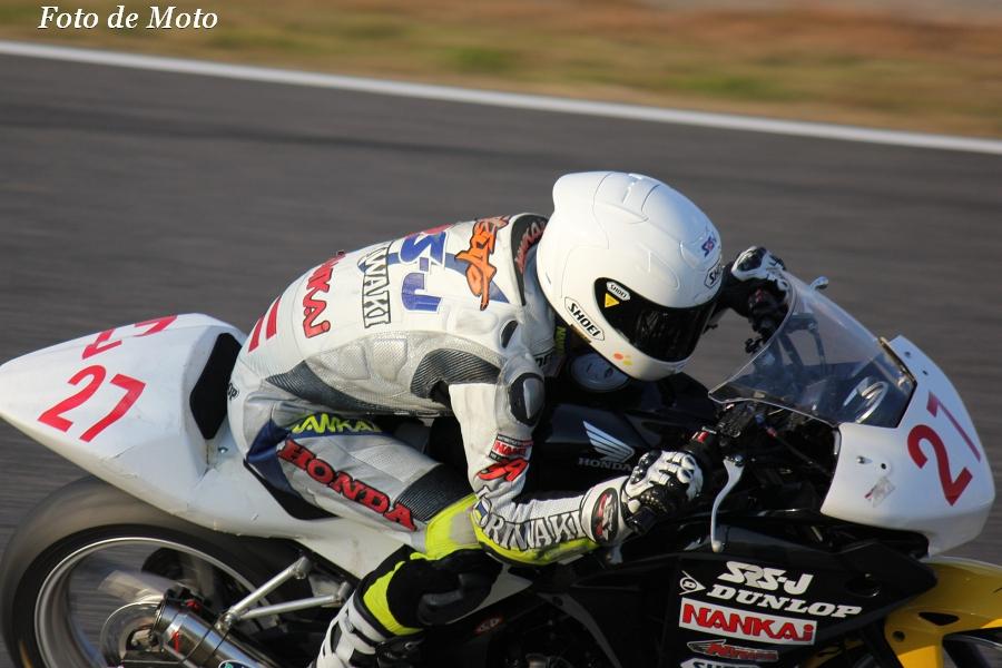 CBR250R #27 SRS-J 佐野 勝人 Honda CBR250R