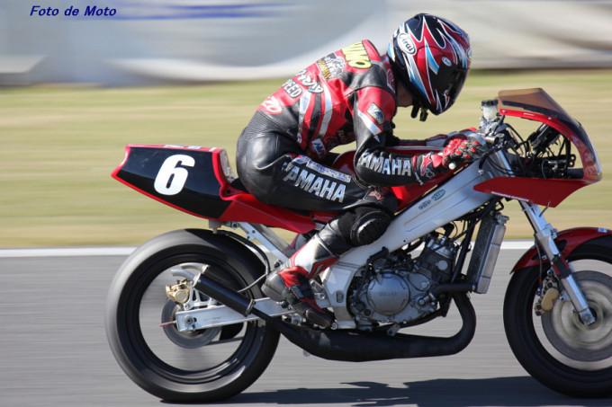 ZERO-4 #6 RCエレファンツ&TAMA SPEED+クオリティワークス 下田 恭之 Yamaha TZR250