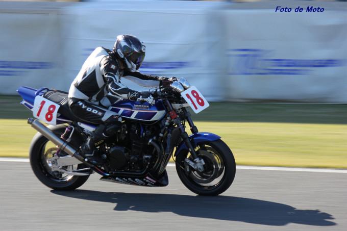 MONSTER-Evo. #18 マンボーズ☆ガレージ・エス 下野 利幸 Yamaha XJR1300
