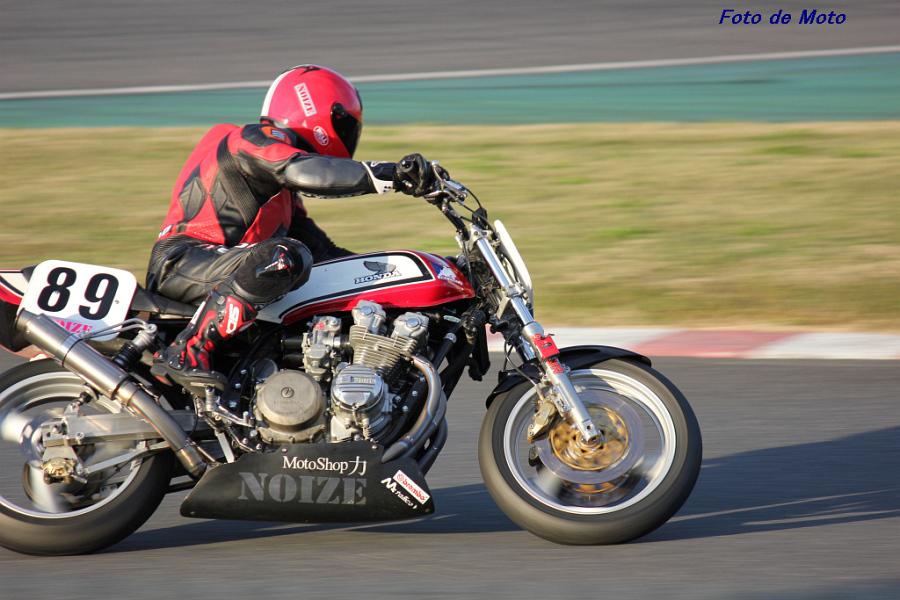 MONSTER #89 NOIZE&モトショップ力 相馬 大介 Honda CB750F