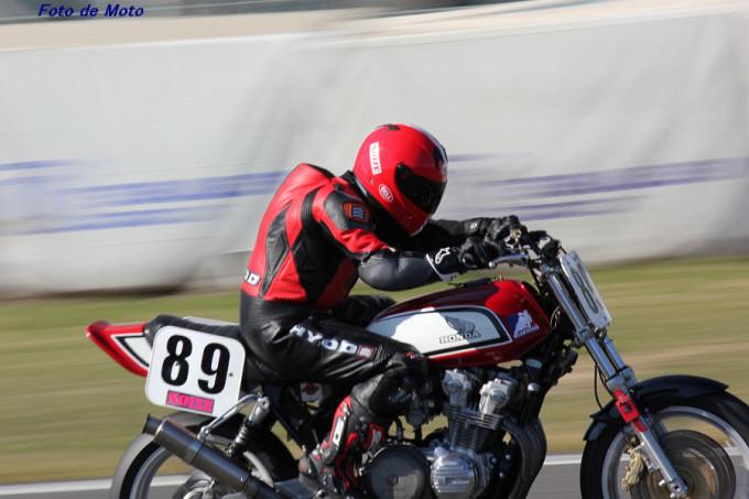 MONSTER #89 NOIZE & 元ショップ力 相馬 大介 Honda CB750F