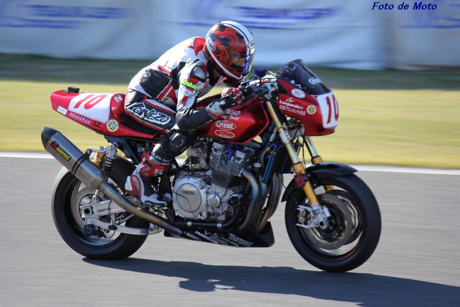 MONSTER-Evo. #10 シルクロードRTジートライブ・ネスト 鈴木 隼人 Yamaha XJR1300