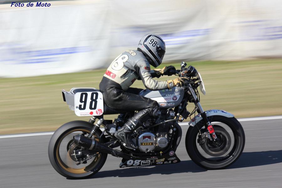 MONSTER #98 BOMBERS+目玉&ボイン 高須 健司 Kawasaki Z1000LTD