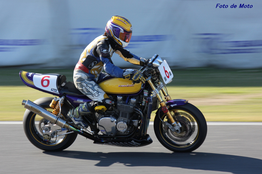 MONSTER-Evo. #6 CROSS&Bagus! 梅松 直人 Kawasaki ZEPHYR1100