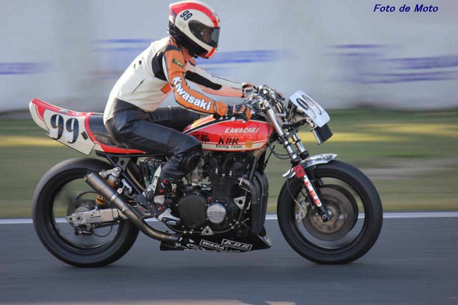 MONSTER #99 KBR&和田設備工業 和田 弥之 Kawasaki Z750