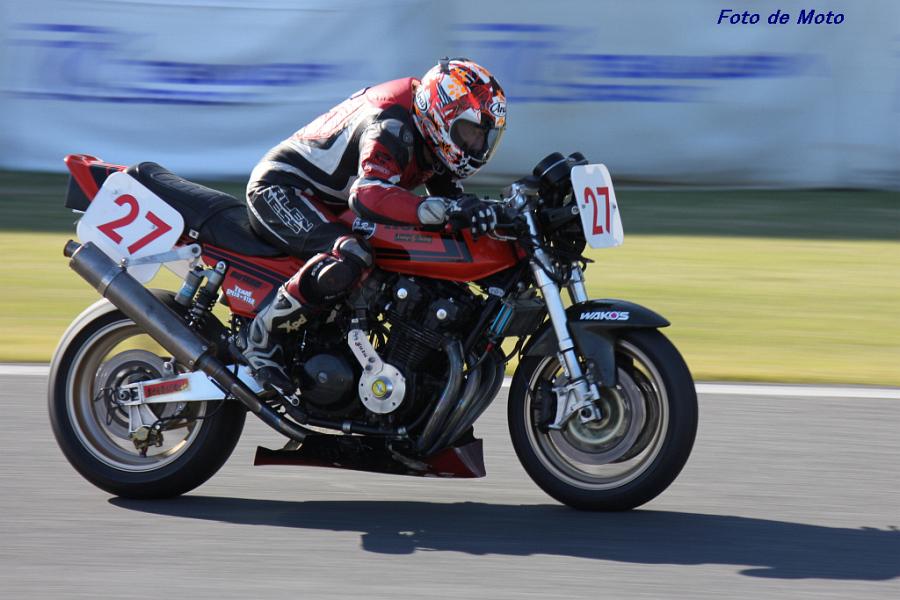 MONSTER-Evo. #27 WR&MOTO来夢+AF 吉田 喜洋 Honda CB900F