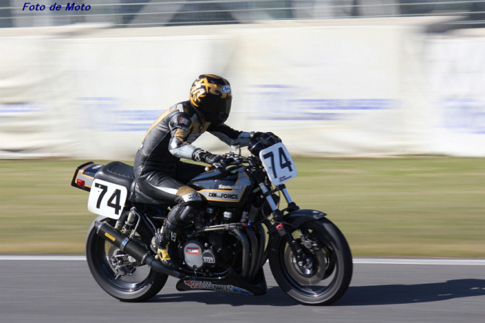 MONSTER #74 FOOL・FoXー目玉&ボイン 吉村 敦 Kawasaki KZ1000MKⅡ