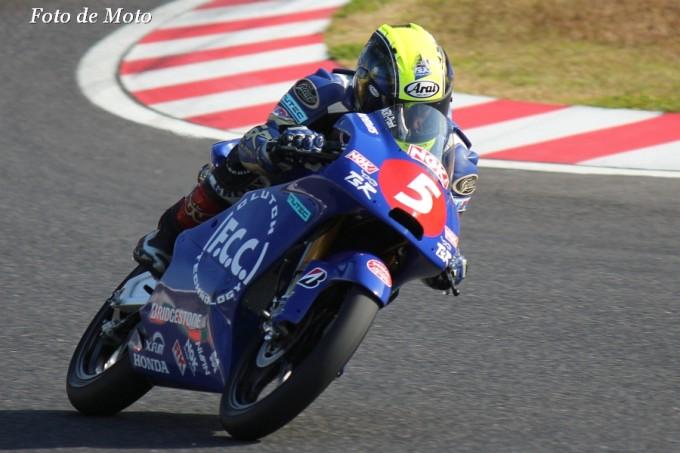 J-GP3 INT #5 F.C.C. TSR Honda 藤井 謙汰 Fujii Kenta TSR TSR3C