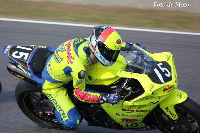 JSB1000 INT #15 チーム・エッチングファクトリー 林 正大 Yamaha YZF-R1