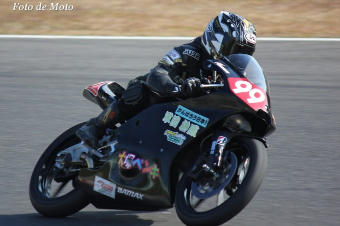 J-GP3 NAT #99 ジェイソンズカスタムワークス 10 井上 学 ホンダ NSF250R