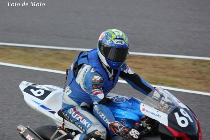 JSB1000 INT #69 浜松チームタイタン 犬木 翼 Suzuki GSX-R1000