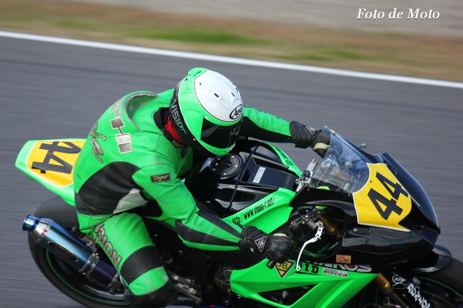 JSB1000 INT #44 VISION&WAKO'S 伊藤 善彦 Kawasaki ZX-10R