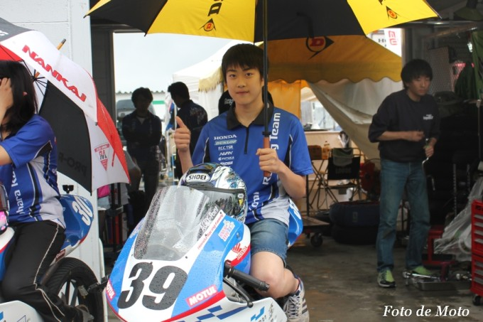J-GP3 #39 KoharaRacing 伊藤 和輝 Ito Kazuki NSF250R