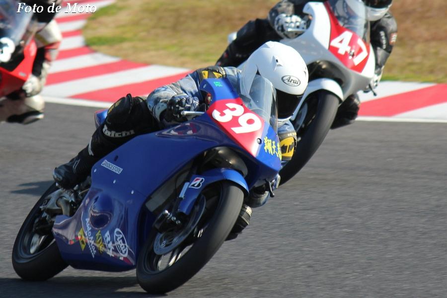 J-GP3 NAT #39 AutoMac 翔天恭 金子 寛 Honda NSF250R