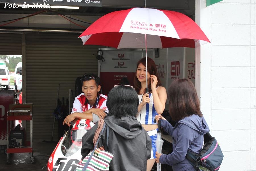 J-GP3 #56 テルル&EM★KoharaRT 小室 旭 NSF250R