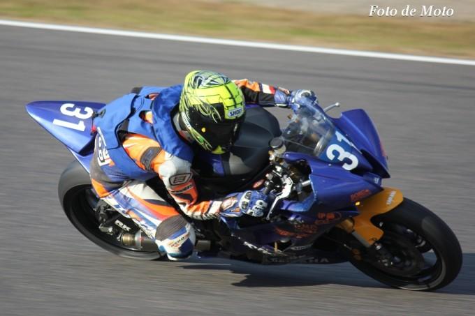 インターST600 #31 伊藤レーシングGMDスズカ 前田 恵助 Yamaha YZF-R6