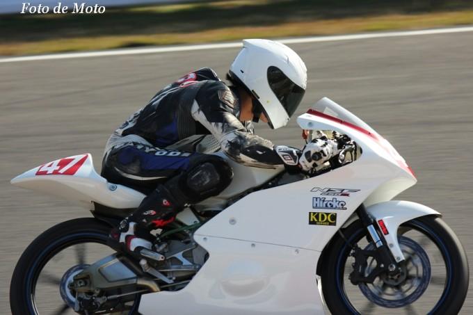 J-GP3 NAT #47 ガレージD 中川 尚人 Honda NSF250R