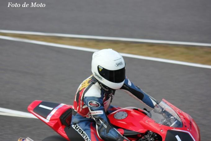 JSB1000 INT #1 Honda向陽会ドリームレーシングチーム 中村 浩 Honda CBR1000RR