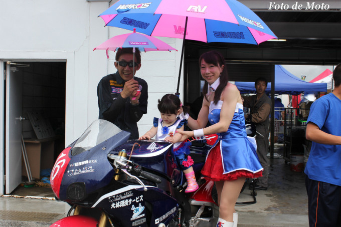 JSB1000 #16 チーム トモマサ 中村 知雅 Nakamura Tomomasa CBR1000RR
