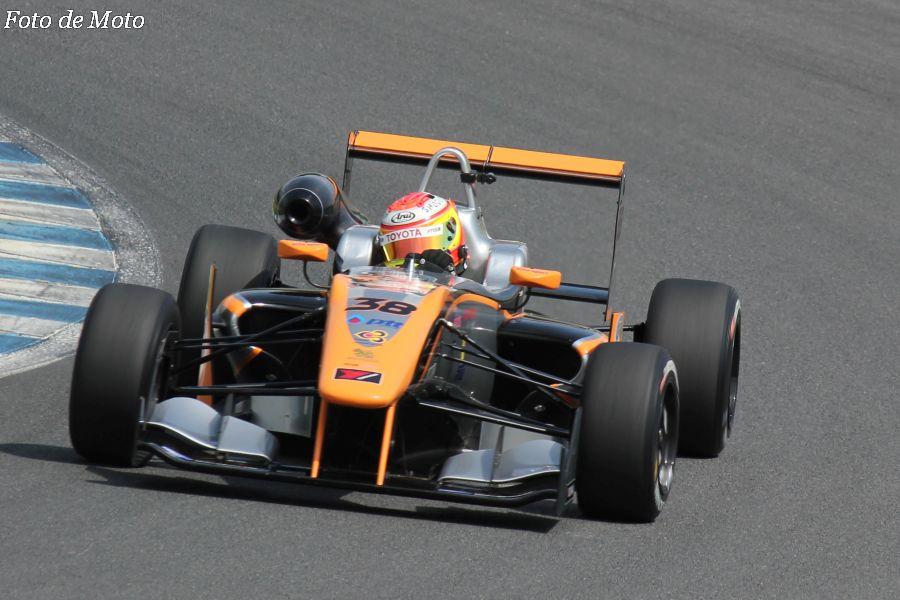 F3 #38 CERUMO・INGING Jr.F312 Nanin Indra-Payoong Dallara F312