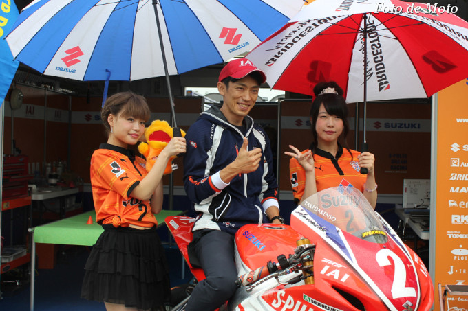 J-GP2 #2 エスパルスドリームレーシング 生形 秀之 Ogata Hidekyuki GSX-MFD6
