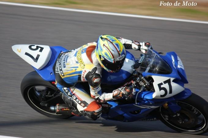 インターST600 #57 磐田レーシングファミリー 齋藤 達郎 Yamaha YZF-R6