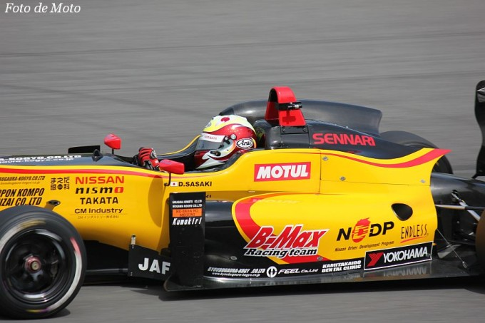 F3 #23  B-MAX NDDP F312 佐々木 大樹  Sasaki Daiki  Dallara F312