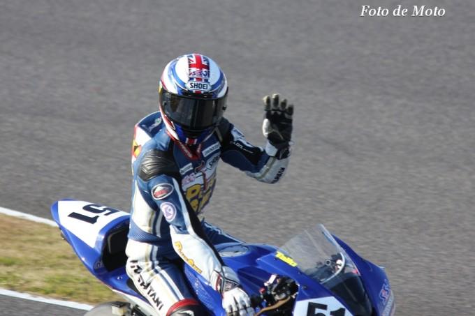 インターST600 #51 TEAM PLUSONE 佐藤 太紀 Honda CBR600RR