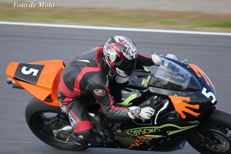 JSB1000 INT #5 北海道サベダーwith539PLATZ 冨樫 英二 Honda CBR1000RR