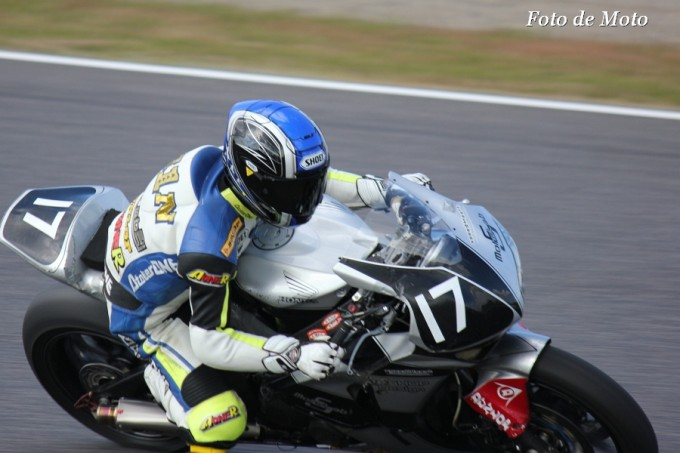 JSB1000 NAT #17 モトラボEJ TST17 スピードハート 筒井 伸 Honda CBR1000RR