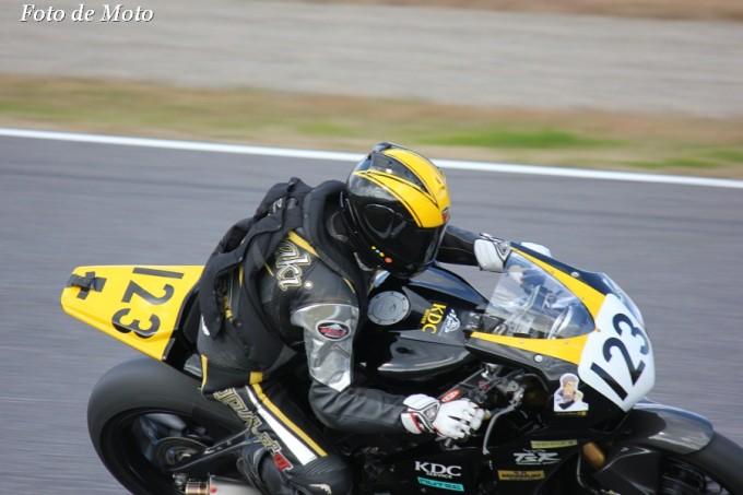 JSB1000 INT #123 コロバーズ Ⅲ 山崎 芳雄 Honda CBR1000RR