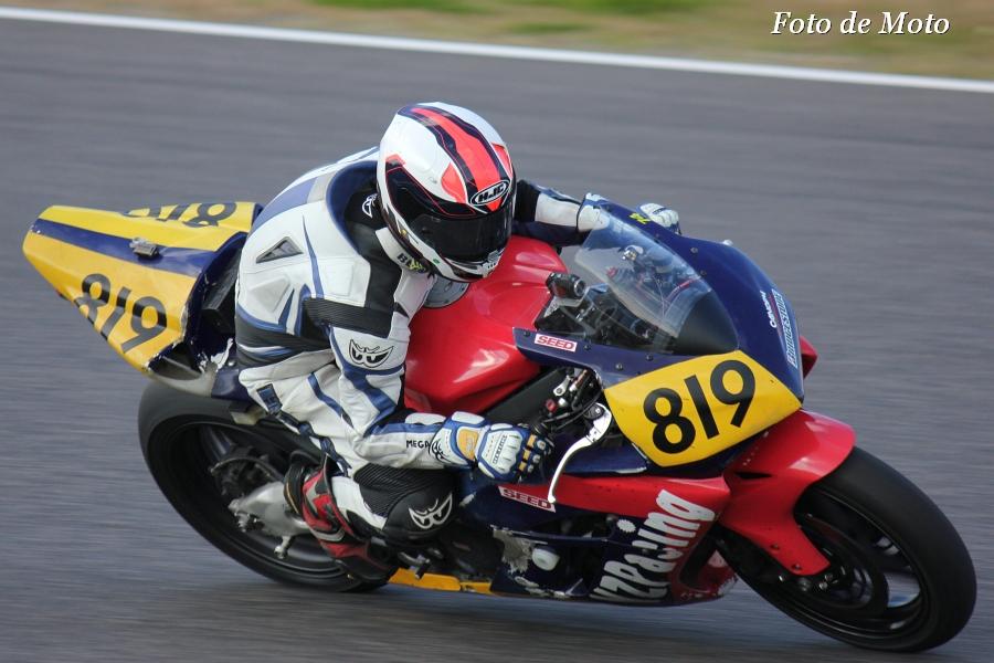 JSB1000 NAT #819 YZ Racing-SEED- 簗瀬 達朗 Honda CBR1000RR