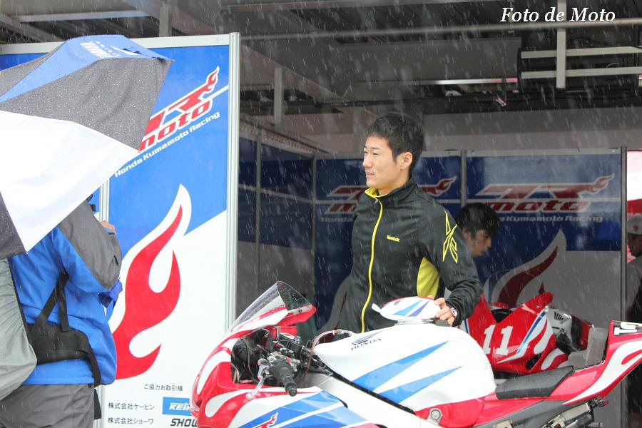 JSB1000 #11 Honda熊本レーシング 吉田 光弘 Yoshida Mitsuhiro CBR1000RR