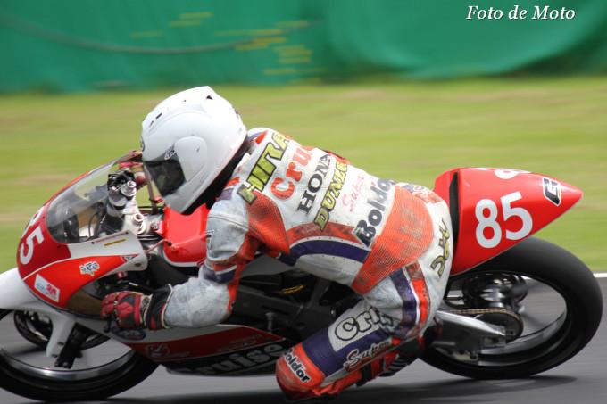 J-GP3 #85 クルーズレーシングチーム 平子 剛志 NSF250R
