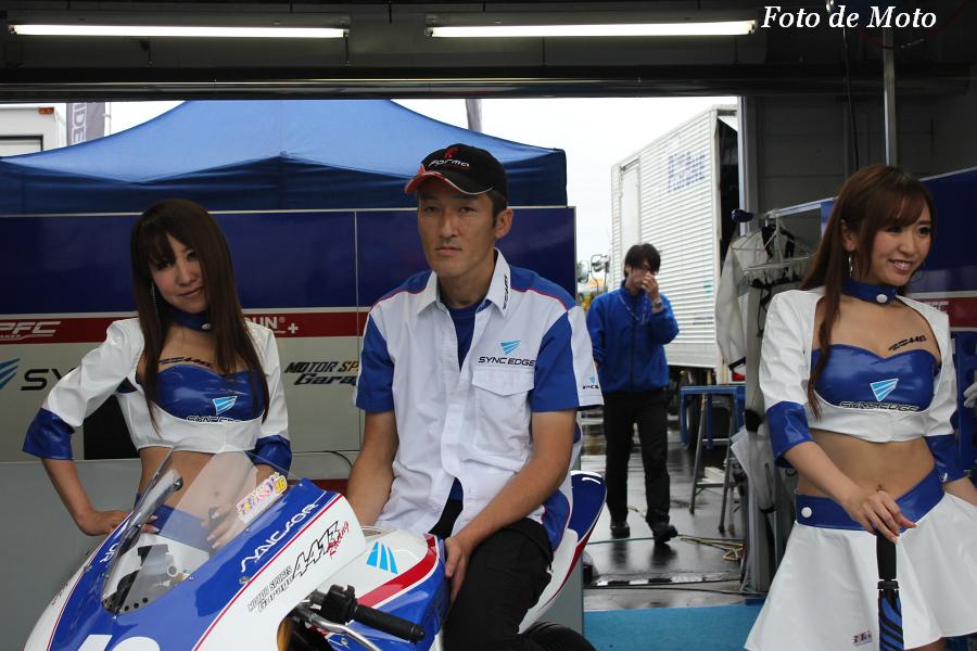 J-GP2 #46 SYNCEDGE 4413 Racing 星野 知也 Hoshino Tomoya HP6