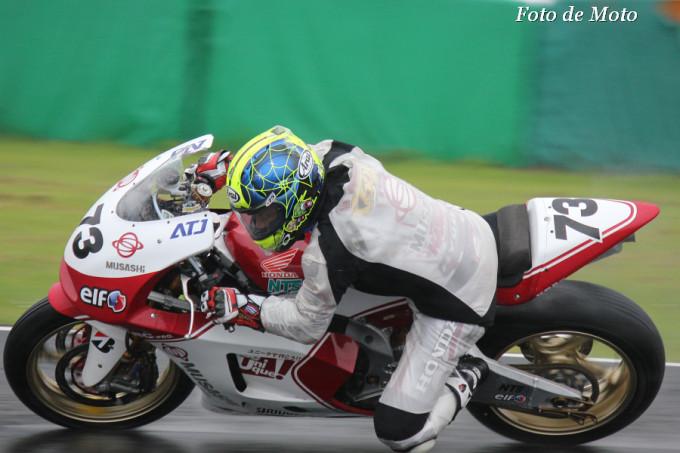 J-GP2 #73 MuSASHi RTハルクプロ 亀谷 長純 Kameya Chojun NH6