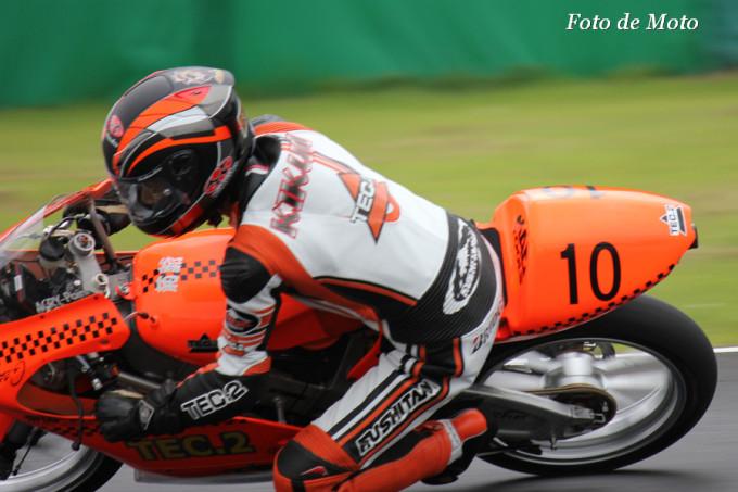 J-GP3 #10 TEC2&TDA&NOBBY 菊池 寛幸 Kikuchi Hiroyuki NSF250R