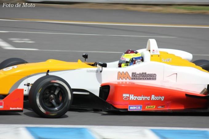 F3 #6 Net Move Hanashima Racing  小泉 洋史 Koizumi Hiroshi Dallara F306