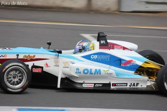 F3 #62 CG ROBOTル・ボーセF308 久保凛太郎 Kubo Rintaro Dallara F308