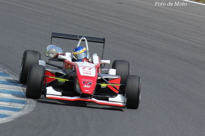F3 #77 アルボルアルデアCMS306  三浦 勝 Miura Masaru  Dallara F306