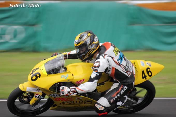 J-GP3 #46 TEAMけんけんwithアポロ 長尾 健史 Nagao Kenji NSF250R