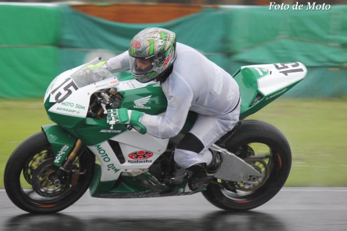 J-GP2 #15  CLUB MOTO BUM 中村 豊 Nakamura Yutaka CBR600RR