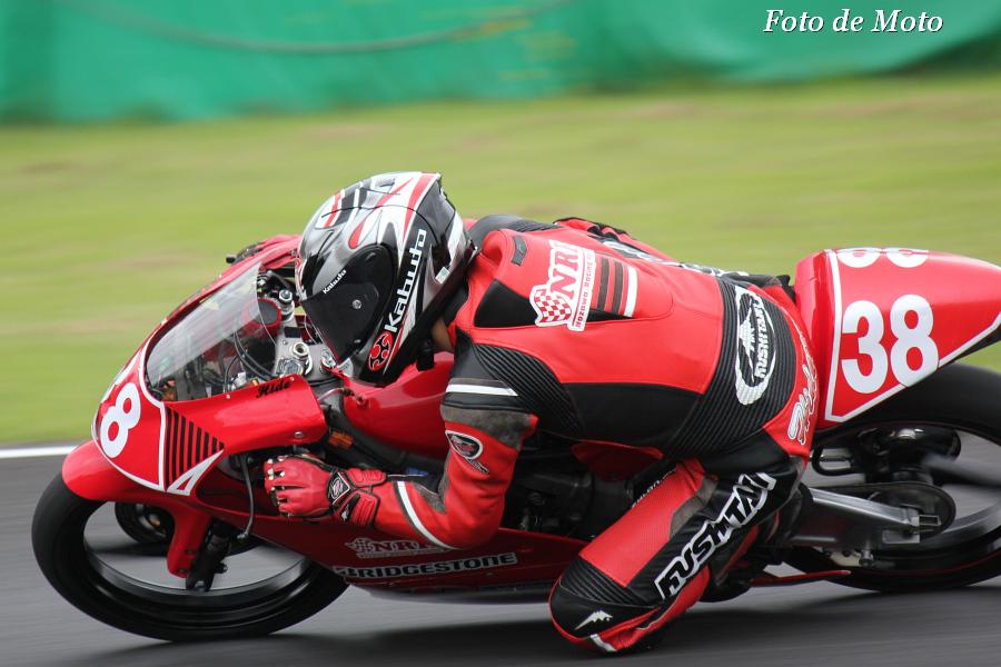 J-GP3 #38 ノザワレーシングファミリー 野澤 秀典 Nozawa Hidenori NSF250R