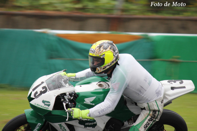 J-GP2 #13 MOTO BUM HONDA 大木 崇行 Ooki Takayuki CBR600RR