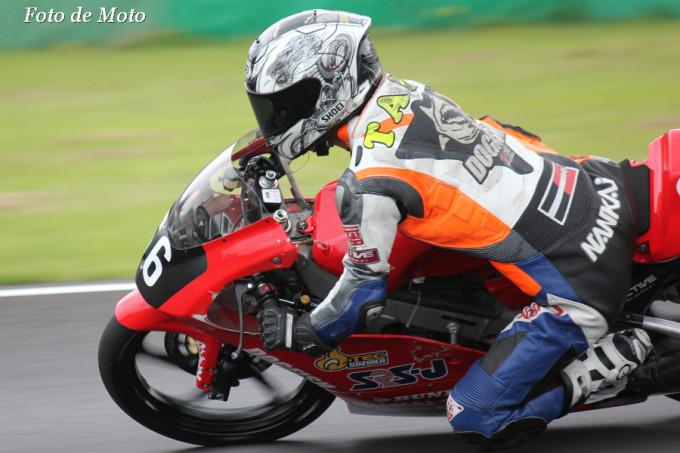 J-GP3 #66 DOGFISHオーテック・鈴鹿 大内田 拓 Oouchida Taku NSF250R